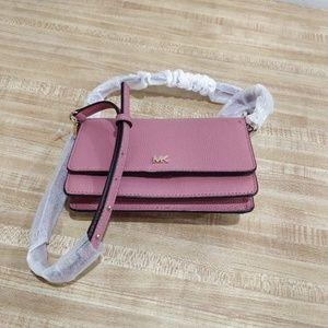 Michael Kors crossbody wallet